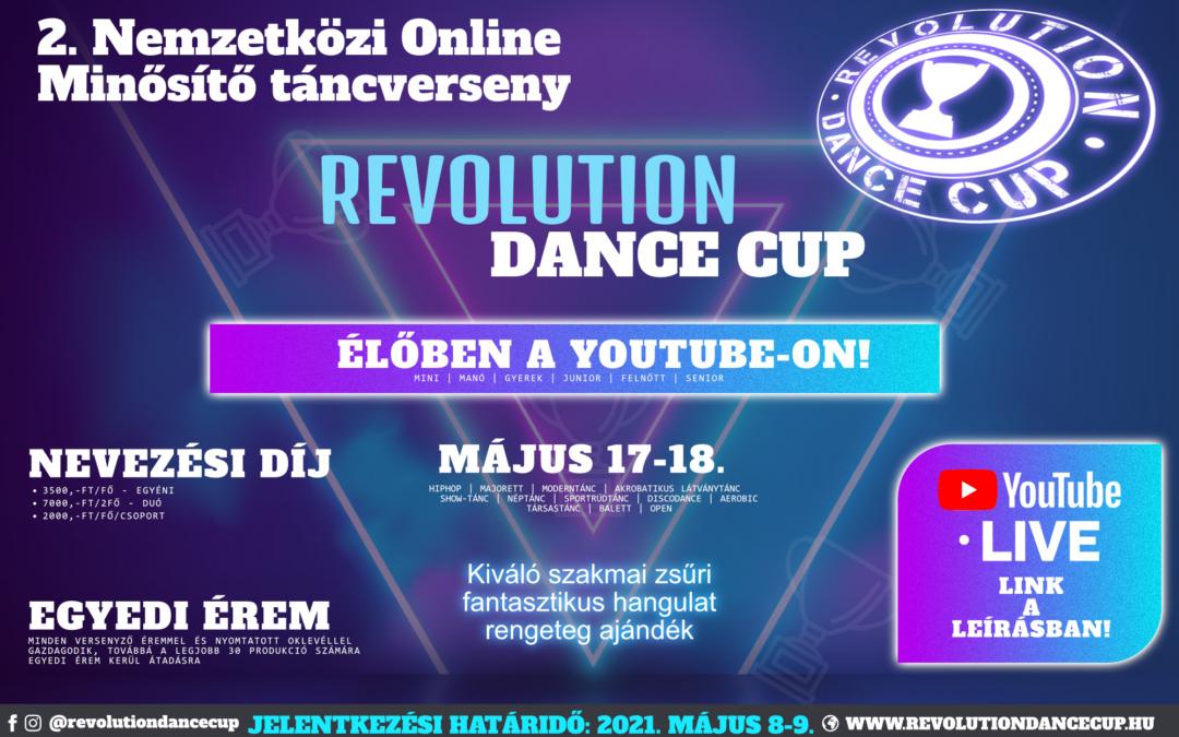 2. Nemzetközi Online Minősítő táncverseny