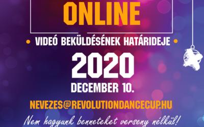Revolution Dance Cup Online