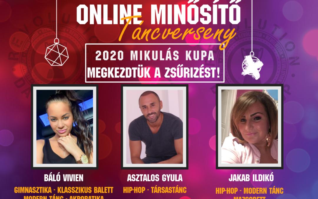 Bemutatjuk az Online verseny zsűri csapatát!