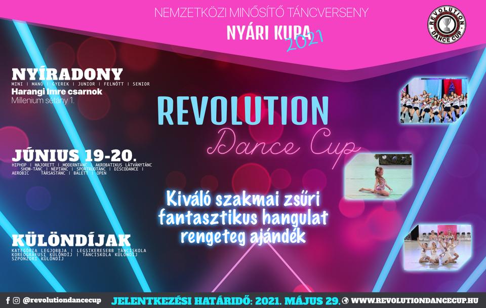 Summer Dance Cup 2021 – Nyíradony